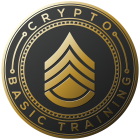 Crypto Basic Training Logo